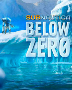 Обложка Subnautica: Below Zero