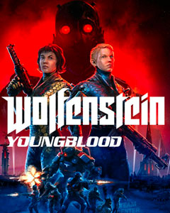 Обложка Wolfenstein: Youngblood