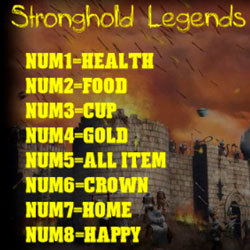 Трейнер для Stronghold Legends